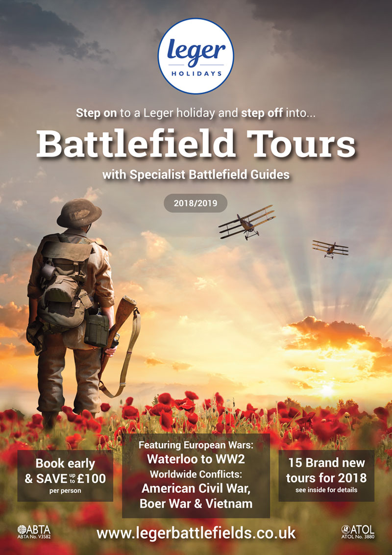 Battlefields brochure
