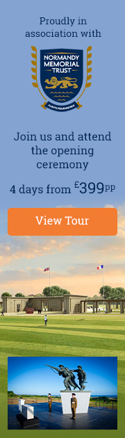 British Normandy Memorial Tour