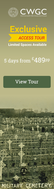 The Silent Cities: The CWGC Story Tour